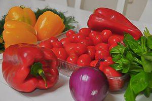 gezonde keuzes voedsel